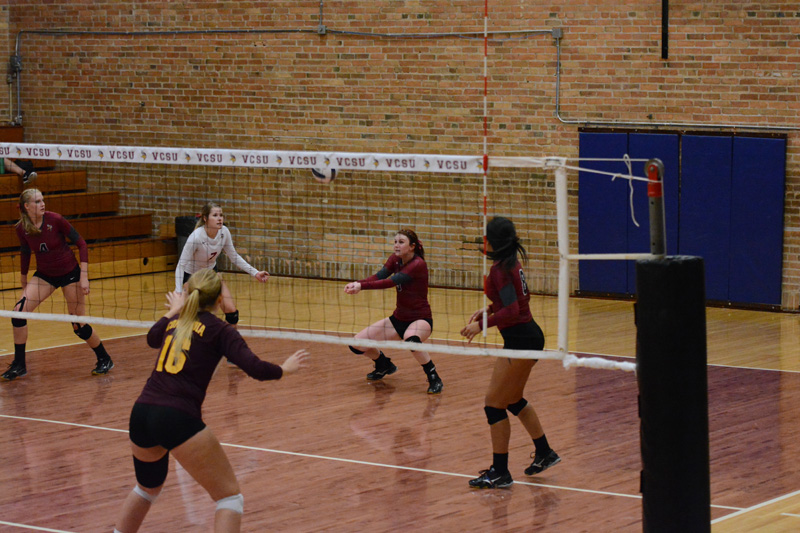 21st 10/6/15 - VB vs Concordia Photo