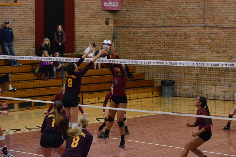22nd 10/6/15 - VB vs Concordia Photo