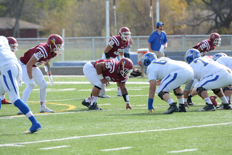 7th 10/10/15 - Football vs Dakota State Photo