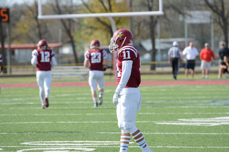 12th 10/10/15 - Football vs Dakota State Photo