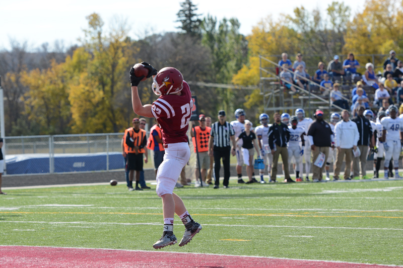 14th 10/10/15 - Football vs Dakota State Photo