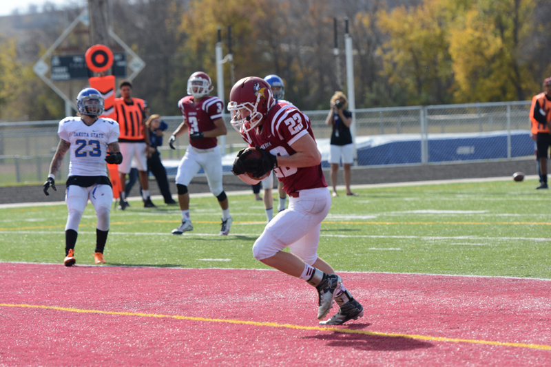 15th 10/10/15 - Football vs Dakota State Photo