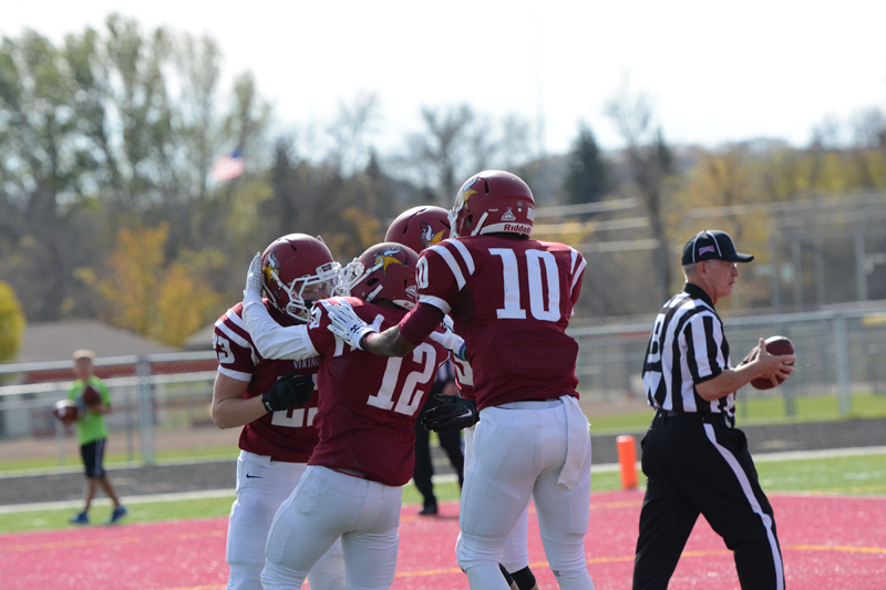 16th 10/10/15 - Football vs Dakota State Photo