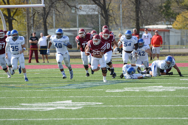 23rd 10/10/15 - Football vs Dakota State Photo