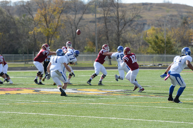 24th 10/10/15 - Football vs Dakota State Photo