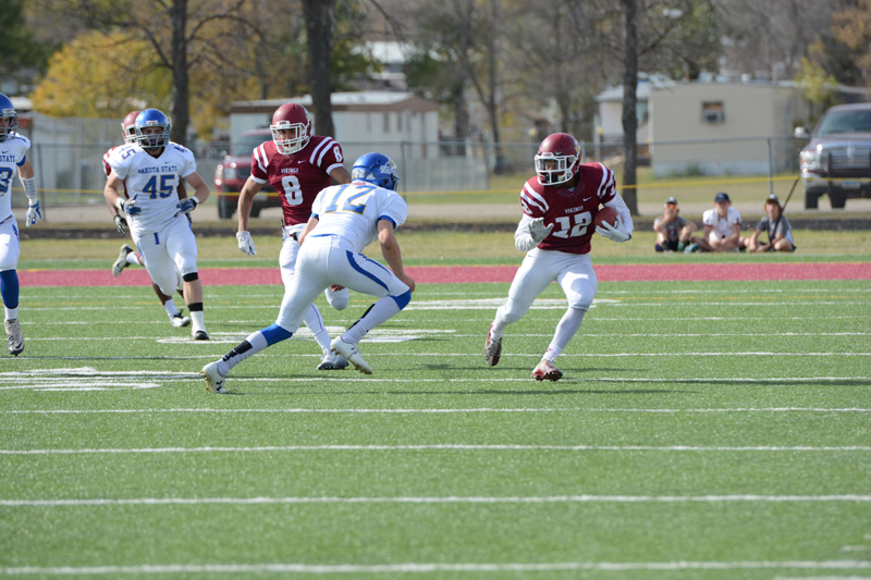 30th 10/10/15 - Football vs Dakota State Photo