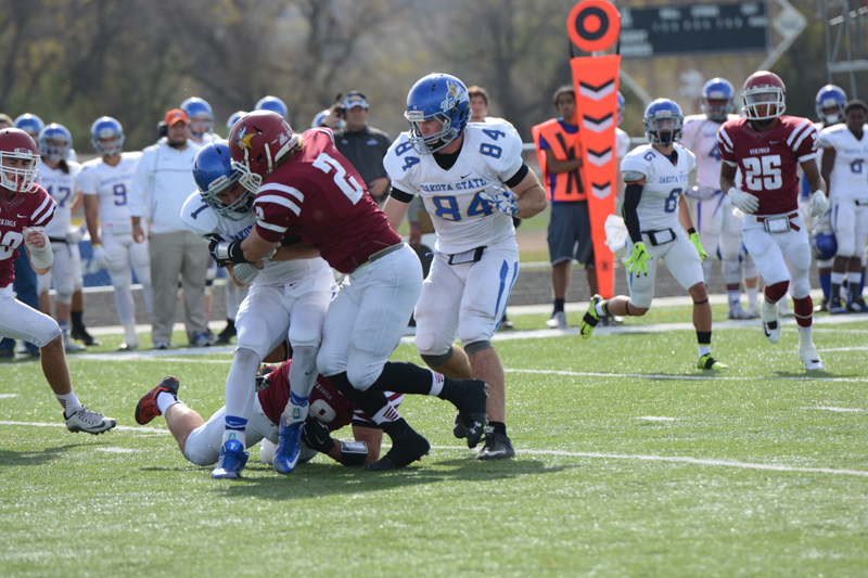 35th 10/10/15 - Football vs Dakota State Photo