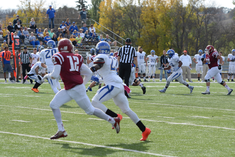 36th 10/10/15 - Football vs Dakota State Photo