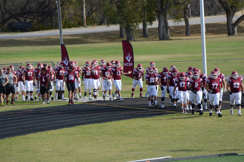 37th 10/10/15 - Football vs Dakota State Photo
