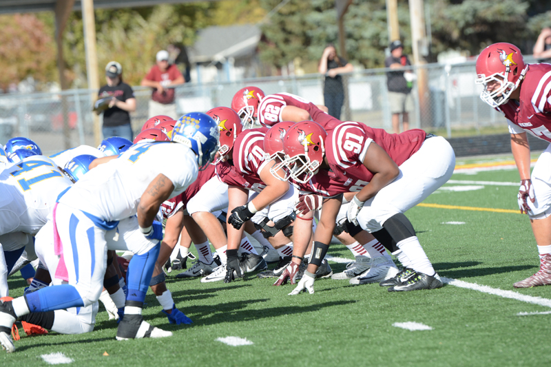 39th 10/10/15 - Football vs Dakota State Photo