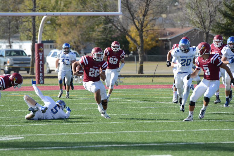 40th 10/10/15 - Football vs Dakota State Photo