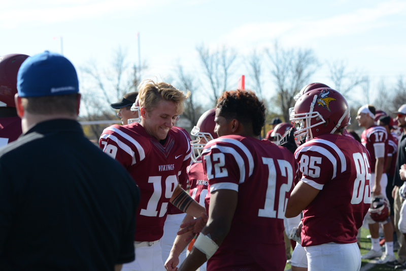 41st 10/10/15 - Football vs Dakota State Photo