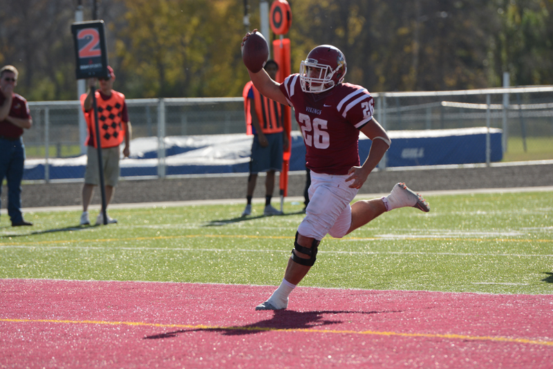 43rd 10/10/15 - Football vs Dakota State Photo