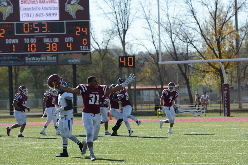 46th 10/10/15 - Football vs Dakota State Photo