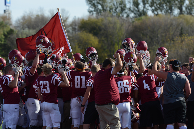 49th 10/10/15 - Football vs Dakota State Photo