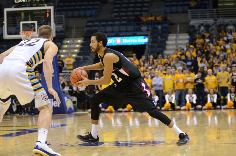 23rd 11/9/15 - MBB at Marquette (Credit: Ricky Bassman) Photo