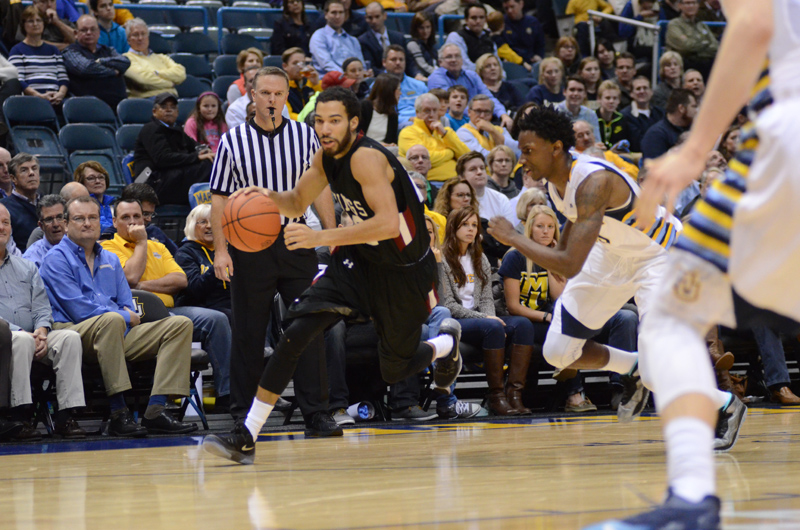 25th 11/9/15 - MBB at Marquette (Credit: Ricky Bassman) Photo