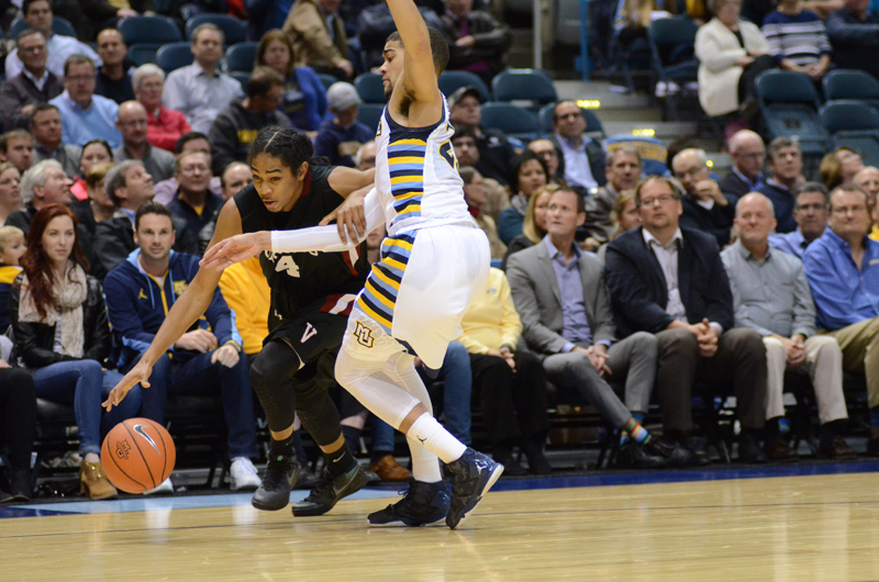 33rd 11/9/15 - MBB at Marquette (Credit: Ricky Bassman) Photo