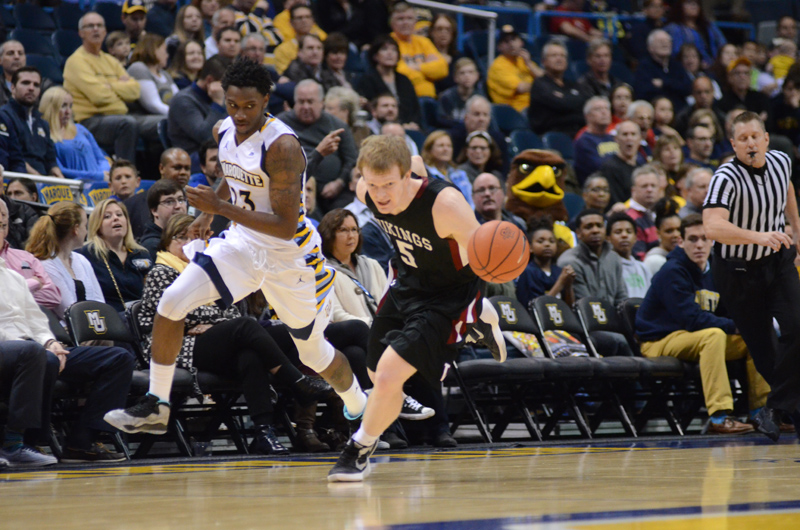 35th 11/9/15 - MBB at Marquette (Credit: Ricky Bassman) Photo