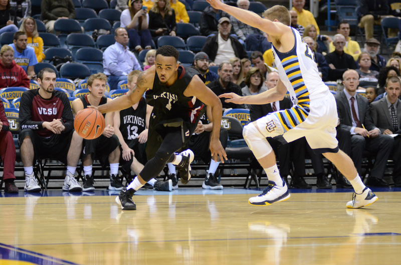 42nd 11/9/15 - MBB at Marquette (Credit: Ricky Bassman) Photo
