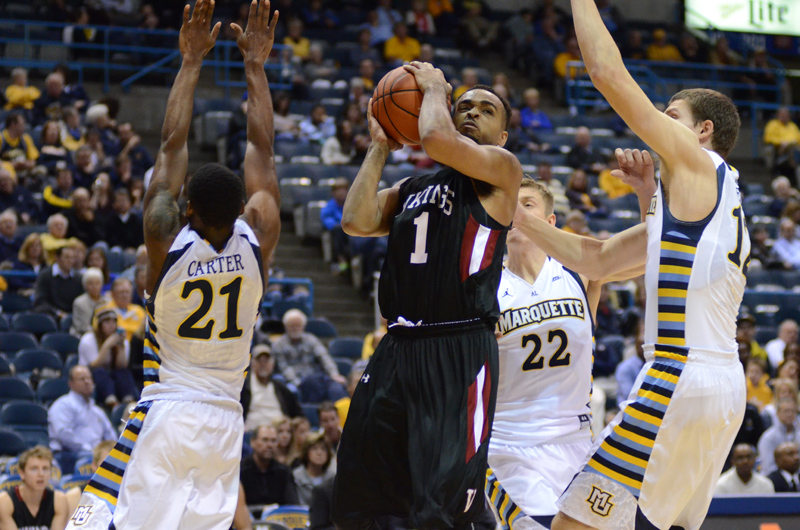 43rd 11/9/15 - MBB at Marquette (Credit: Ricky Bassman) Photo