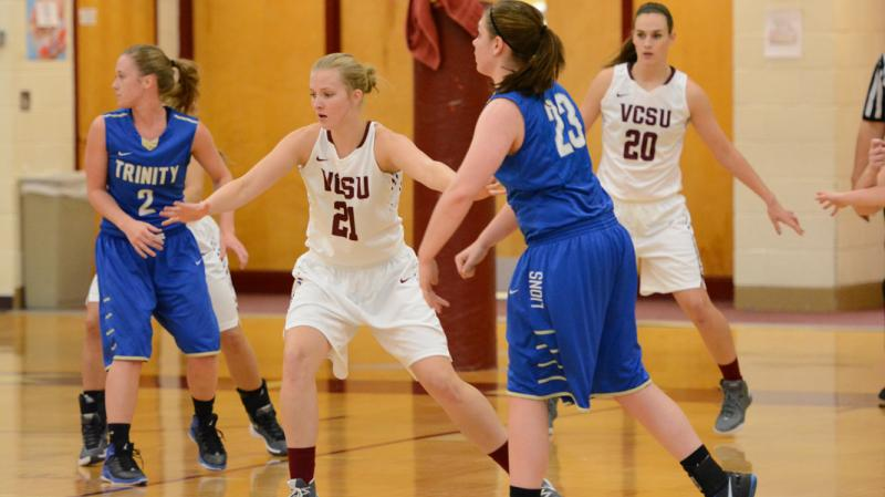 4th Women's Basketball vs Trinity Bible College Photo