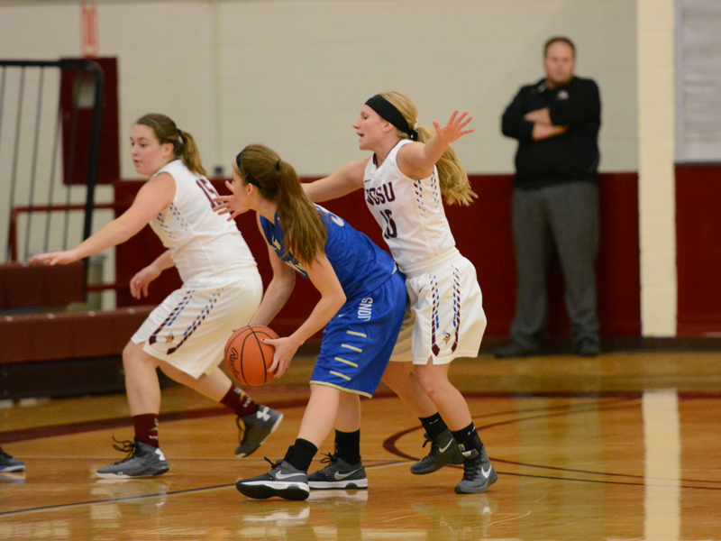 11th Women's Basketball vs Trinity Bible College Photo