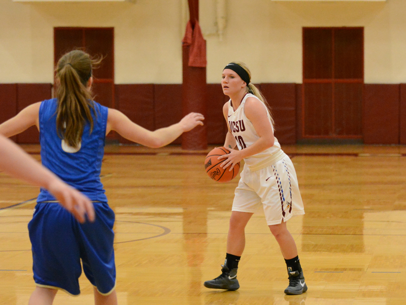 17th Women's Basketball vs Trinity Bible College Photo