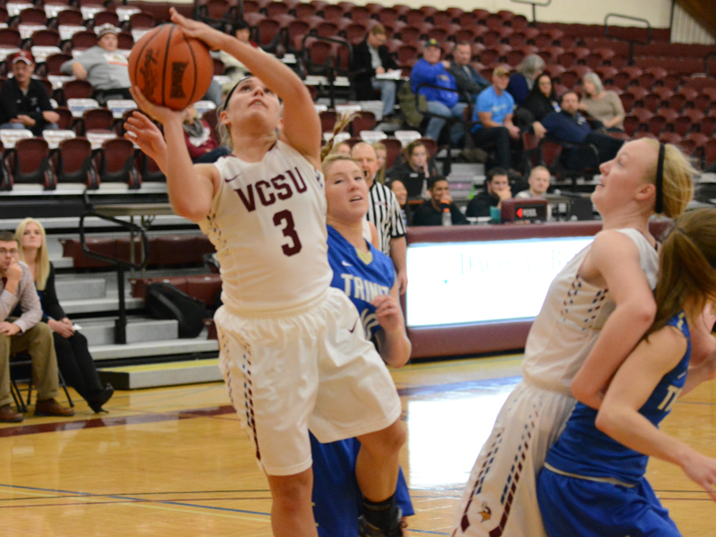 26th Women's Basketball vs Trinity Bible College Photo