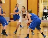 3rd Women's Basketball vs Trinity Bible College Photo