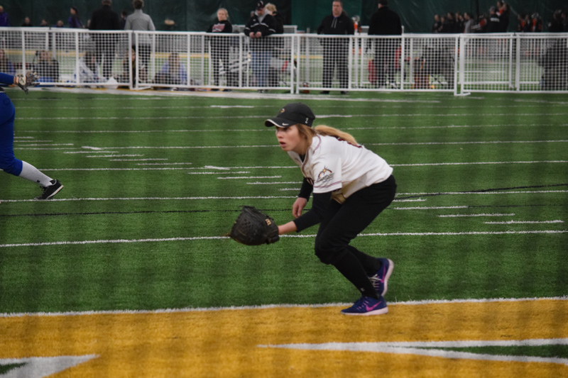 3rd 2/21/16 - Softball @ PC Dome Photo