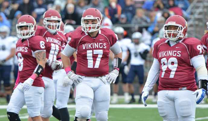 The Viking defense will face a tough test Saturday as Presentation College's offense is averaging 39 points per game.