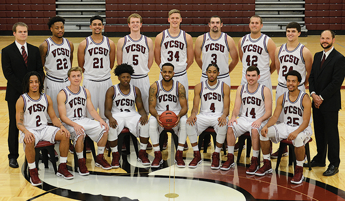 Photo for Men's Basketball picked 5th in NSAA Preseason Poll