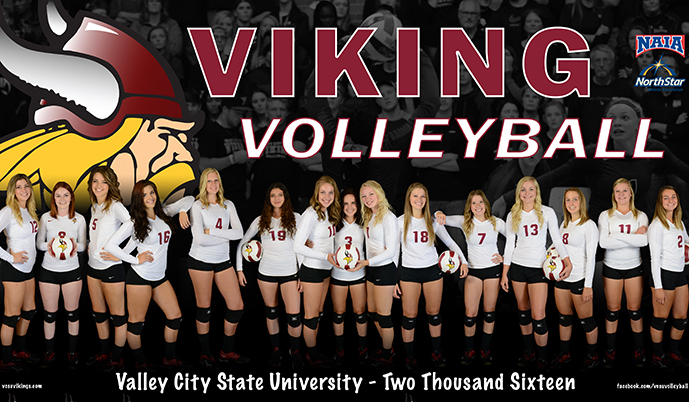 Photo for Volleyball faces top seed Viterbo in semifinals