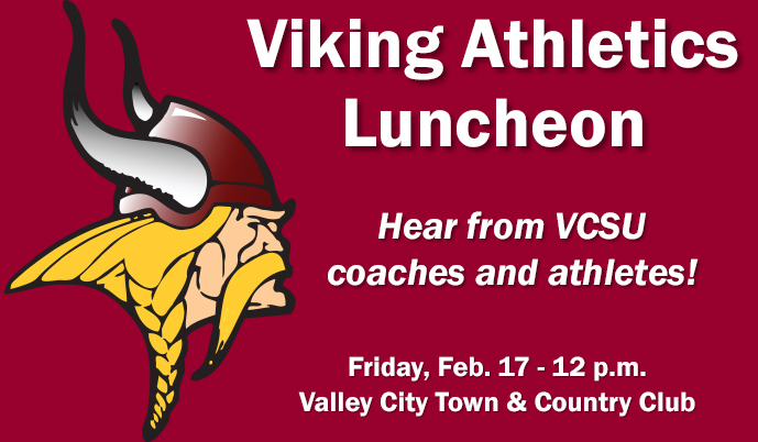 Photo for VCSU Athletics hosting monthly luncheon Feb. 17