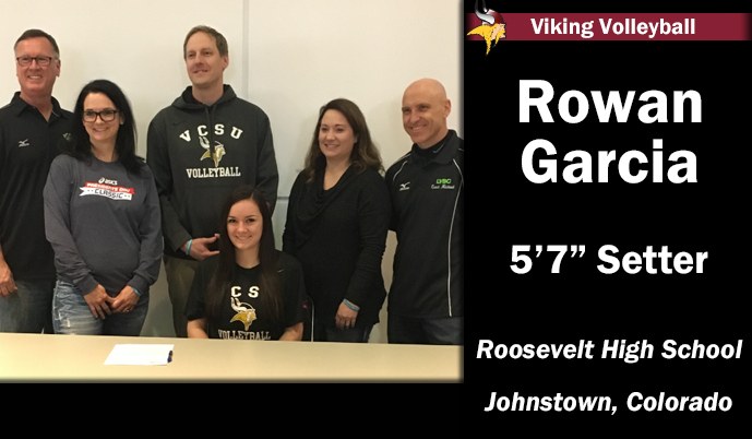 Photo for Viking Volleyball adds setter to 2017 class
