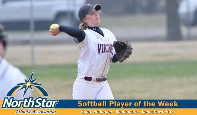 Photo for Kadie Anderson named NSAA Player of the Week