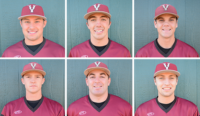 Photo for Viking Baseball has 6 named NAIA Scholar-Athletes