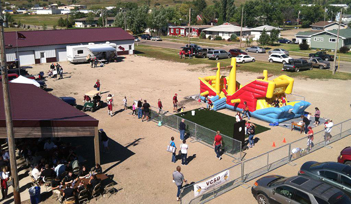Photo for VCSU to host tailgating, announces policy changes